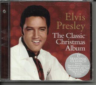 PRESLEY w CARRIE UNDERWOOD Martina Mcbride Classic Christmas CD 2012