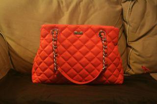 Kate Spade Gold Coast Maryanne Coral Handbag MSRP $478 00
