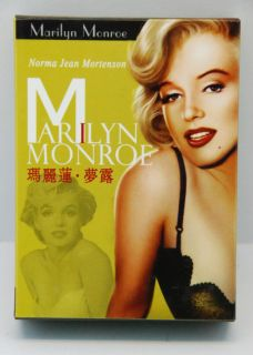 Marilyn Monroe Star Playing Cards Poker Beauty New