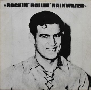 RARE Marvin Rainwater Rockin Rollin Rockabilly LP Country Classic
