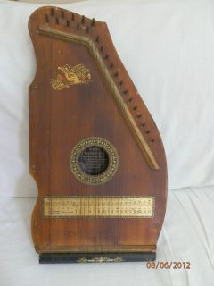 Antique Marx Pianophone Music String Music Instrument RARE