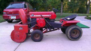 craftsman lawn tractor service manual