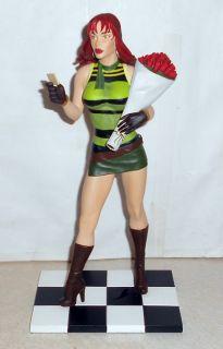 Mary Jane Statue Art Asylum Marvel Milestones Loves of Peter Parker