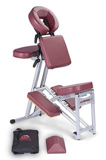 New Stronglite Ergo Pro Portable Massage Chair Package
