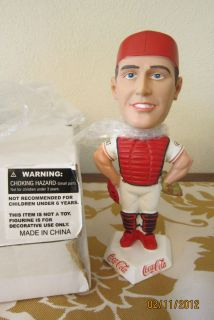 Mike Matheny St Louis Cardinals Bobblehead