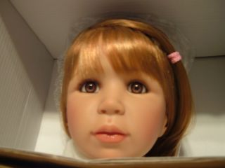 Masterpiece Doll Heather Monika Peter Leicht