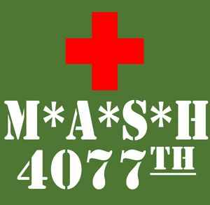 Mash 4077th TV Funny Shirt