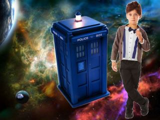 BBC Dr Doctor Who Matt Smith Fancy Dress Up BNIP 6 8 Years Time Lord