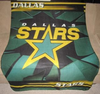 New Dallas Stars Soft Fleece Throw Gift Blanket NHL Hockey Team Logo