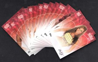 WWE 2012 Topps Complete DIVAS CLASS OF 2012 Chase Card Set 15 KELLY