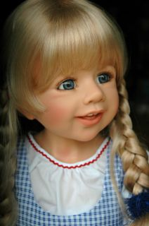 Masterpiece Annecke Monika Levenig 40 Full Vinyl Ball Jointed Doll in
