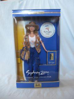 Mattel Barbie Sydney 2000 Olympics