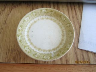 Antique Butter Pat Matlock Waterloo Potteries Royle T R Boote