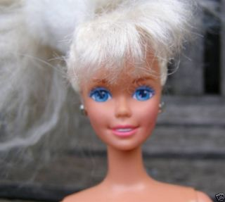 Vintage Mattel Barbie Doll Made in Malaysia