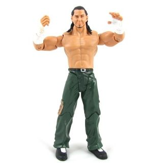 15O WWE Superstar Wrestling Matt Hardy Figure Belt