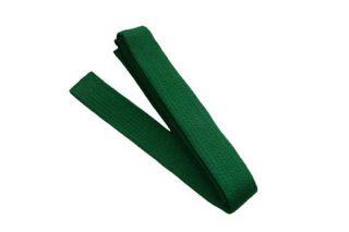 Martial Arts Karate Taekwondo TKD Judo Belt Size 7 Green