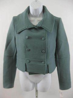 Martin Grant Green Wool Jacket Blazer Size s $1300