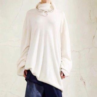 Maison Martin Margiela Oversize Cashmere Sweater Turtleneck S NWT