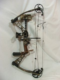 Mathews Mission Eliminator II Compound Bow RH