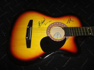 MATISYAHU SIGNED FULL SIZE ACOUSTIC GUITAR COA KING WITHOUT A CROWN