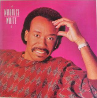 Maurice White Vinyl LP CBS 26637 CBS Mint