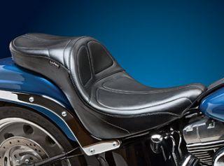 Maverick Daddy Long Legs Seat Harley Softail 2000 10
