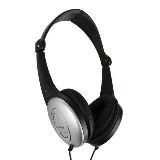 Maxell HP NC III Lightweight Noise Cancelling Folding Headphone