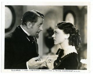 1935 Movie Still Anna Karenina Maureen OSullivan