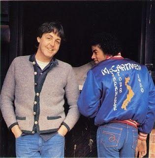 Original Paul McCartney 1980 Tokyo Japan Satin Tour Jacket RARE