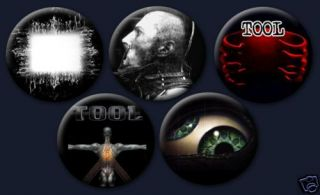 Tool Maynard Hard Rock Metal Punk 1 Buttons Pin Badges