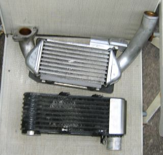 Mazda Millenia S 2 3L Miller Cycle IHI SUPERCHARGER INTERCOOLERS 2 95