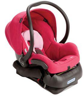 Maxi Cosi Mico Infant Baby Car Seat w Base Sweet Cersie New IC099BGW