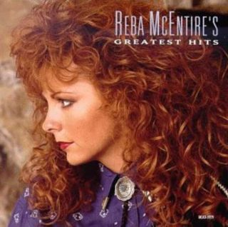 REBA McENTIRE~~~GREATEST HITS~~~w/6 #1 HITS~~~NEW CD