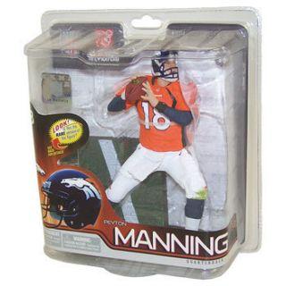 McFarlane Toys Action Figure   NFL Sports Picks 30   PEYTON MANNING (D