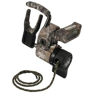 QAD Ultra Rest HDX Mathews Lost Camo Arrow Rest LH