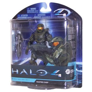McFarlane Toys Action Figure Halo 4 Series 1 Master Chief