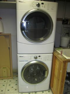 Washer And Dryers Maytag Stackable Washer And Dryers