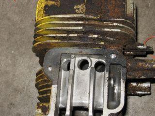 McCulloch Chainsaw Engine 1 52 80CC 4 9 cubic inch Mc 49 Kar Clone