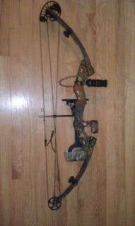 McPherson Solo Lite Compound Bow Ready to Hunt
