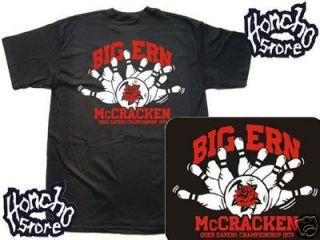 Kingpin Big Ern McCracken Bill Murray T Shirt New Small