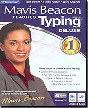 Mavis Beacon Teaches Typing 20 Deluxe Boxed FreeShip