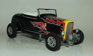 1932 DANBURY MINT FORD MCMULLEN ROADSTER LIMITED EDITION MBI HOT ROD