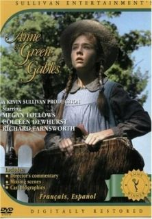 Anne of Green Gables Classic New DVD Megan Follows