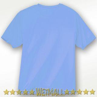 XXL Mens Loose Fit Rash Guard New UV Swim Surf Swim Shirt Swimwear