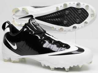 New Nike Zoom Vapor Carbon Fiber Fly TD Mens Football Cleats Black