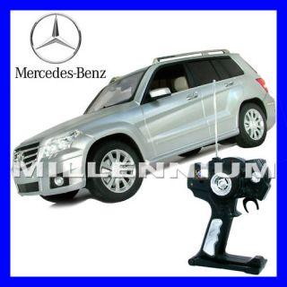 Mercedes Benz GLK RC Remote Radio Control Toy Car