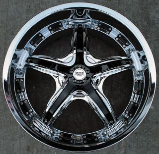 RVM 931 20 Chrome Rims Wheels Mercedes Benz ML350
