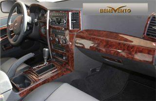 Mercedes Benz C Class Wood Dashboard Trim 3M USA Made Dash Kit DK4510
