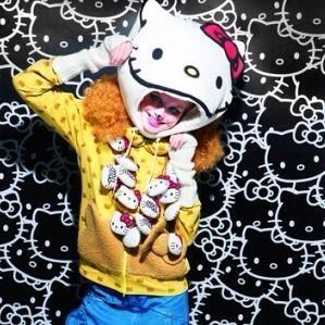Japan Fashion Brand Mercibeaucoup x Sanrio Hello Kitty Necklace