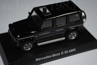 Kyosho 1 64 Mercedes Benz G 55 AMG Model Diecast Color Black